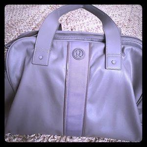 Lululemon travel/gym bag